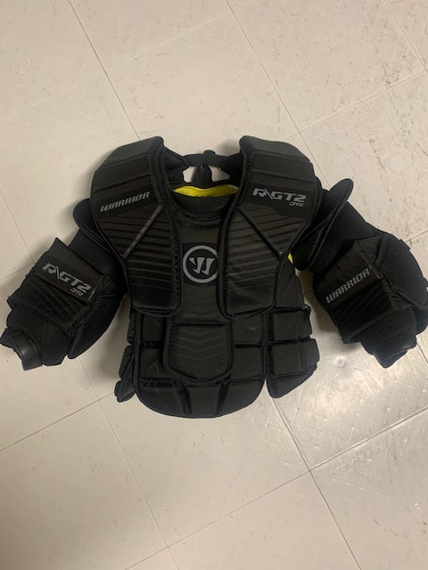 Warrior Chest Protector size Junior Large