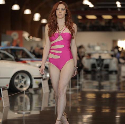 Designer Heidi Fish Swimwear
