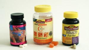 Vitamins + Diet