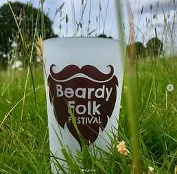 Beady Folk Festival runs at Hopton Court anually.  Enjoy the festival and stay in the peace and quiet at the Riddings - Amber' Bell Tents
