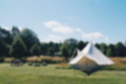 Glamping | UK | Amber's Bell Tent Camping