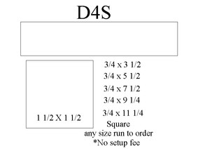 D4S and square