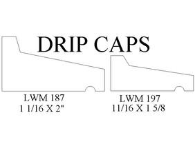 drip caps