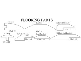 flooring parts