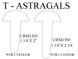 t-astragals