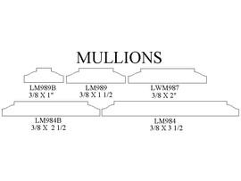 mullions