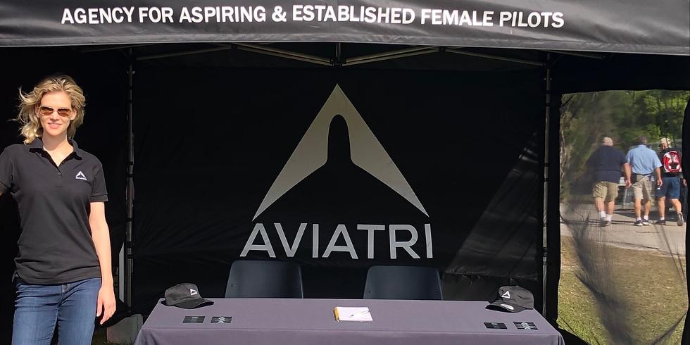 AVIATRI at SUN' n FUN fly-in & expo on April 2-6