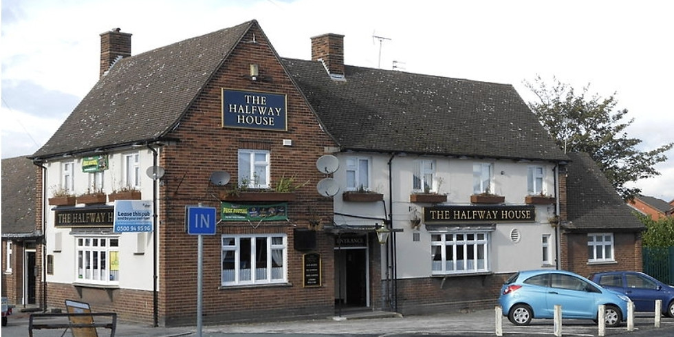 The halfway house psychic and spiritual show