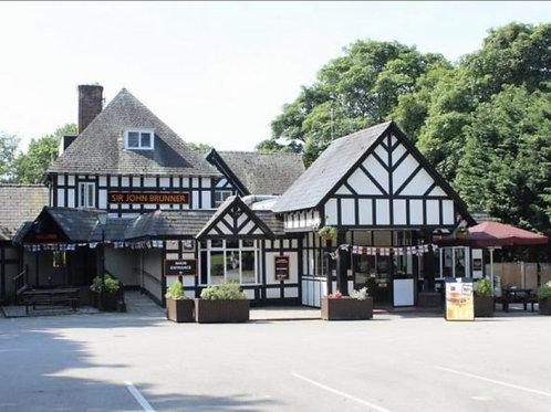 The lodge Northwich CW8 4DA / 6th Oct/21