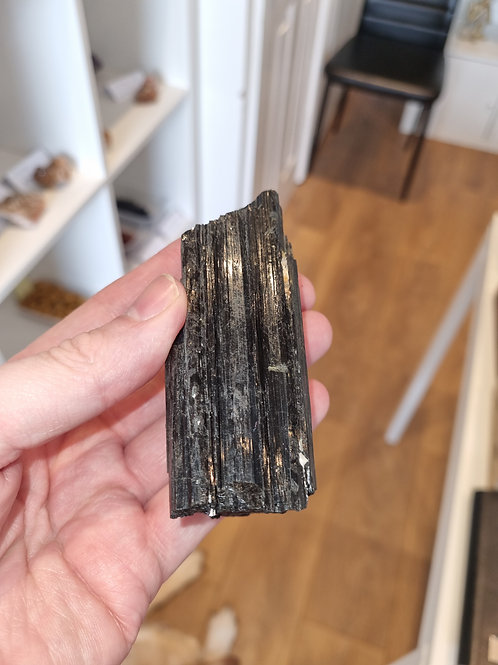172g Black Tourmaline