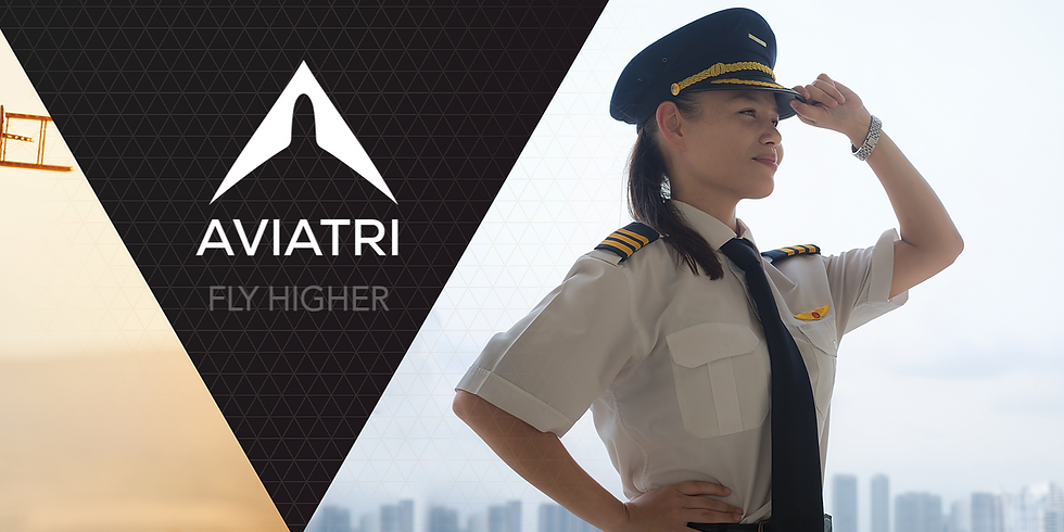 Becoming a Female Pilot: Introduction & Career Overview