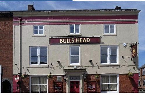 The Bull's Head congleton cw12 1ab / 4/10/21