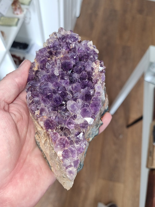 993g  Amethyst quartz crystal