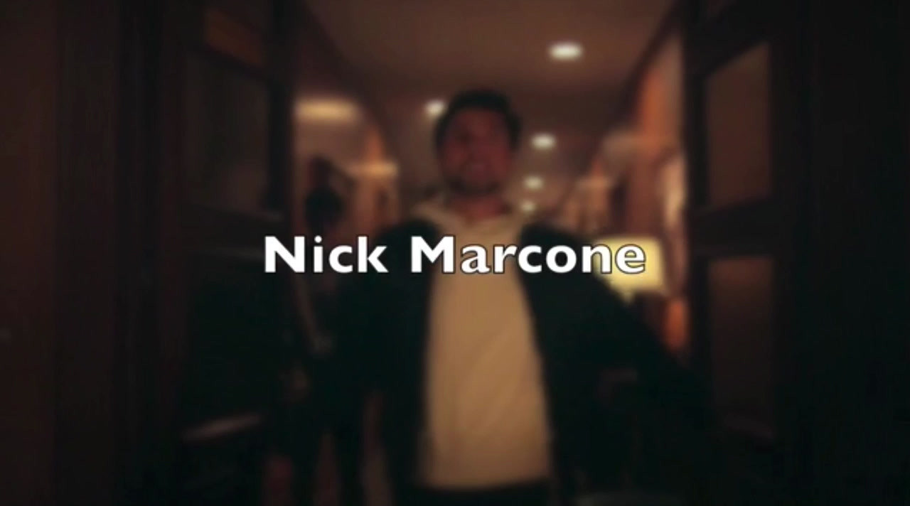 Nick Marcone Acting Reel