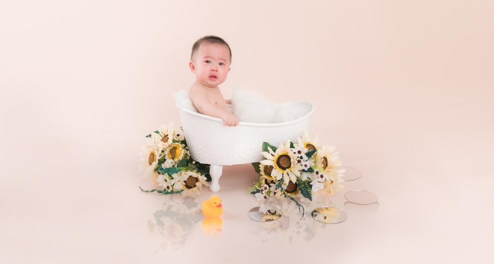 Bubble & Bathtub