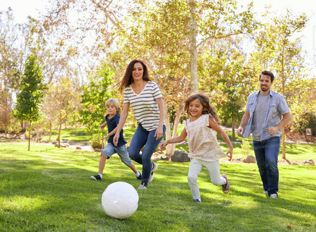 14 Fun Ways to Get Your Family More Fit