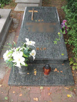 Nagrobek - sarkofag nr 14