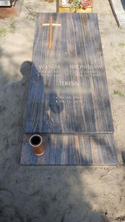 Nagrobek - sarkofag nr 35