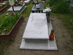 Nagrobek - sarkofag nr 1