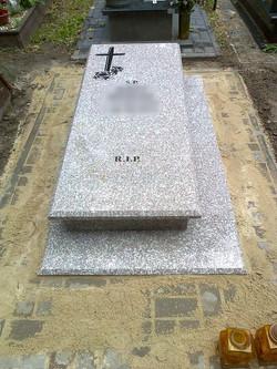 Nagrobek - sarkofag nr 20