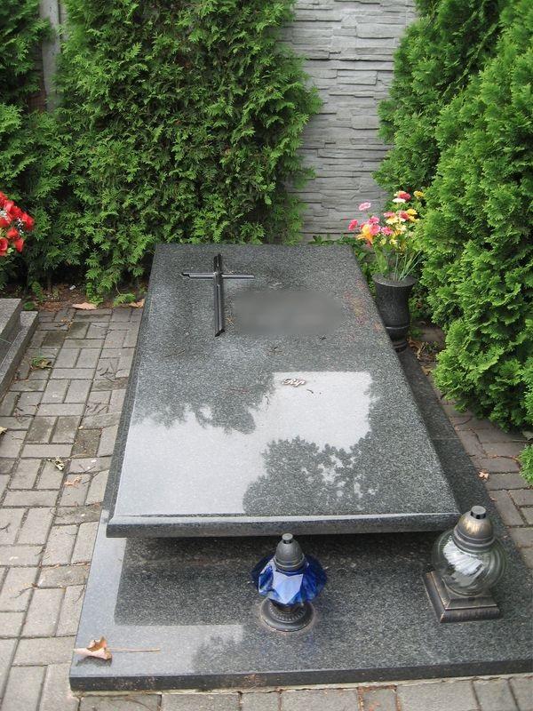 Nagrobek - sarkofag nr 10