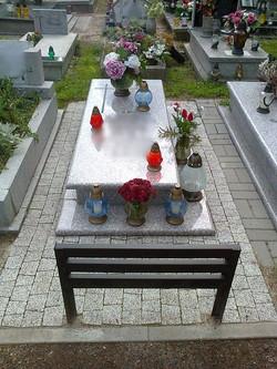 Nagrobek - sarkofag nr 16