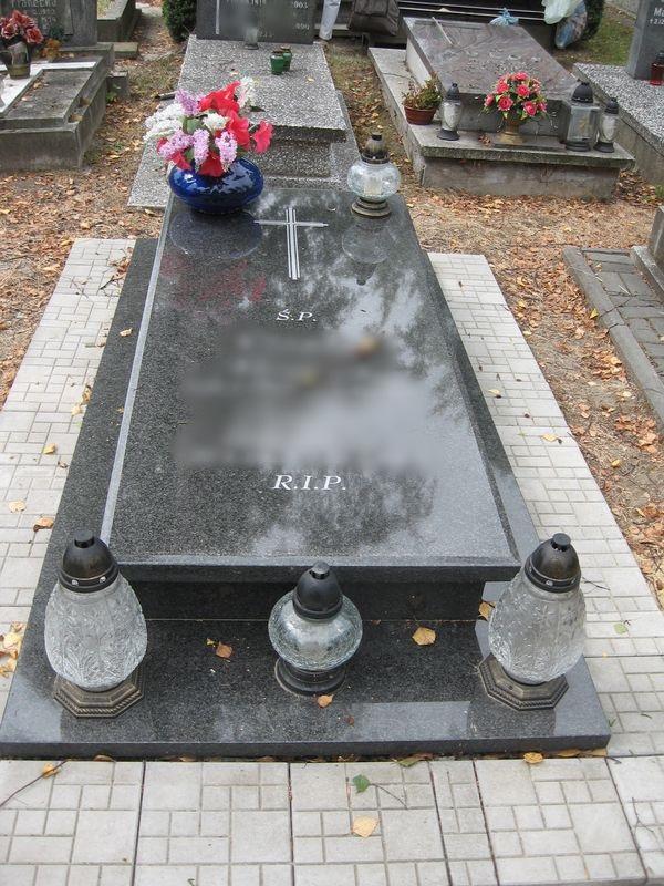 Nagrobek - sarkofag nr 13