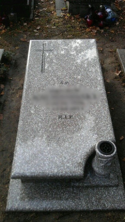 Nagrobek - sarkofag nr 7