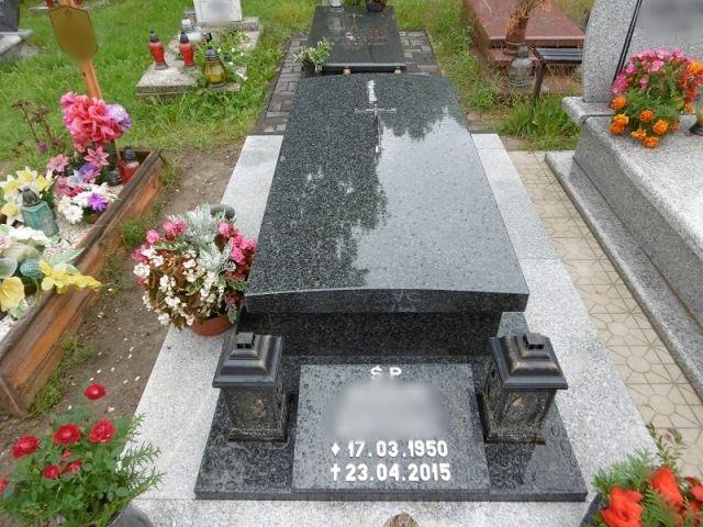 Nagrobek - sarkofag nr 29