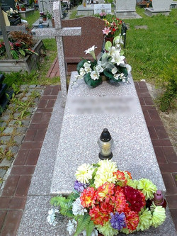 Nagrobek - sarkofag nr 17