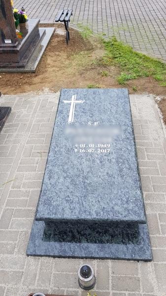 Nagrobek - sarkofag nr 36