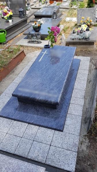 Nagrobek - sarkofag nr 38