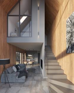 Vienbutis svencele vizual 3D art by A1da