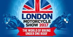 London Motorcycle Show Logo