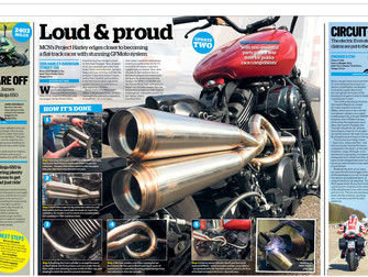 GF Moto In Motorcycle News