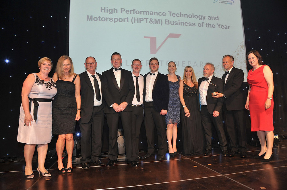 High Performance Technology & Motorsport (HPTM) Business of the Year