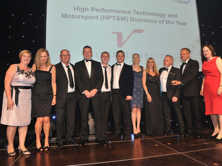 GoodFabs awarded Buckinghamshire High Performance Technology & Motorsport Business of the Year