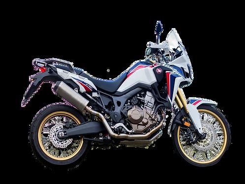 GF Moto Honda Africa Twin Titanium High System