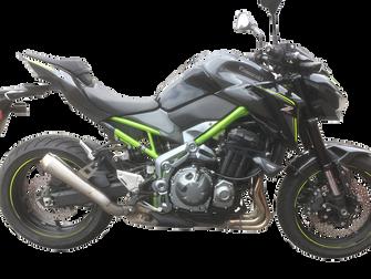 GF Moto Launch Z900 2017 Exhausts