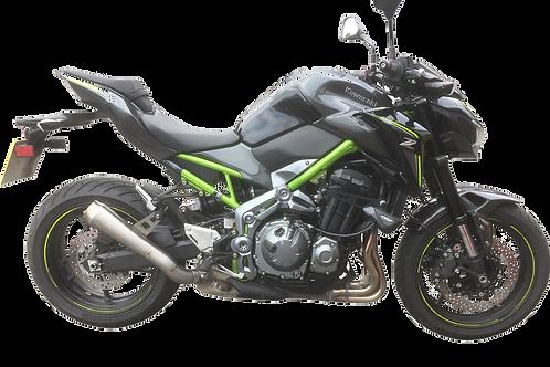Kawasaki Z900 (2017) 'Stubby' Slip On