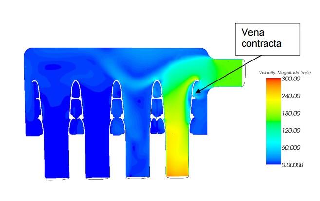 GoodFabs - Inlet Plenum of 4 cylinder engine