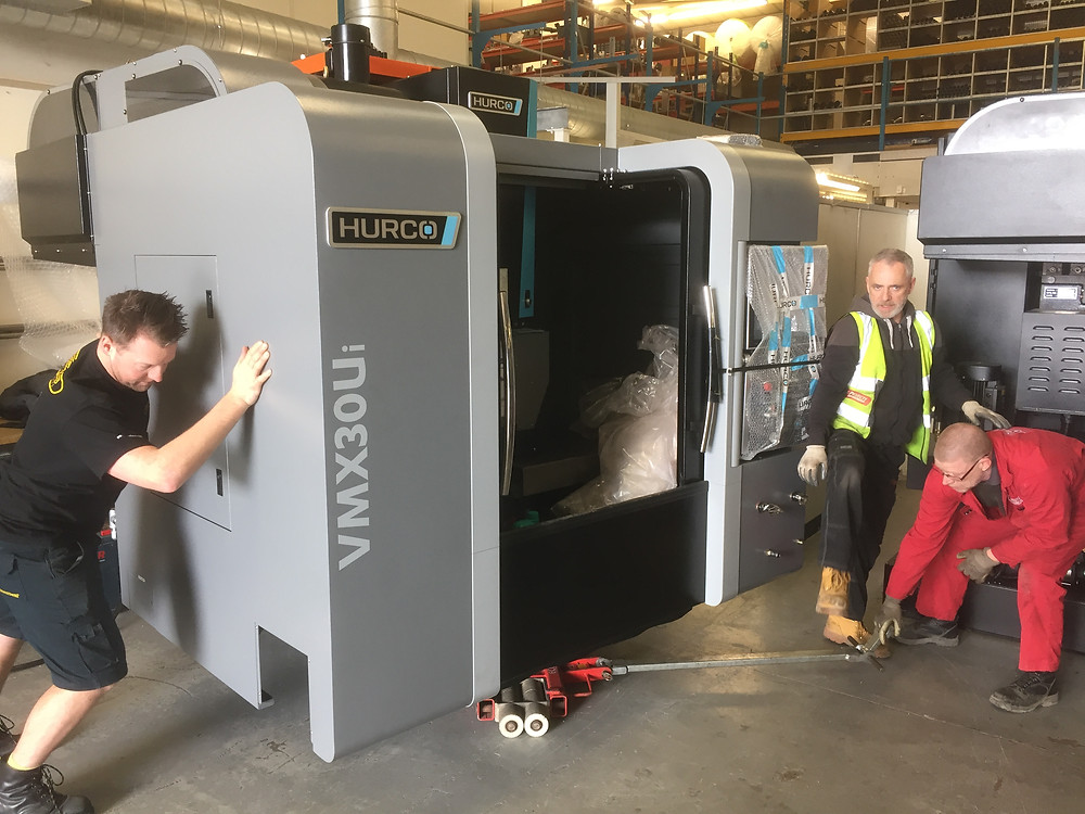 GoodFabs invests in new 5 axis CNC