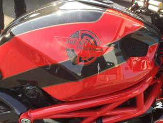 Ducati Monster Evo Project