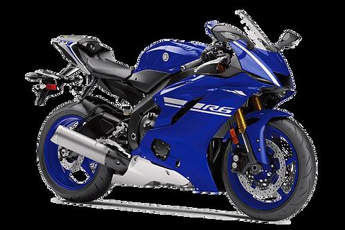Yamaha R6 YZFR (2017) Slip On