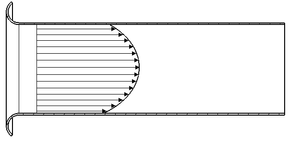 Goodfabs Pipe flow in constant pipe
