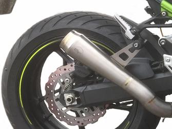 Kawasaki Z900 Exhaust Customer Review