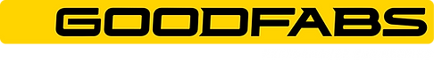 Goodfabs performance exhaust engineering logo