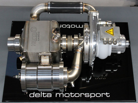 GoodFabs help Delta Motorsport extend electric car range