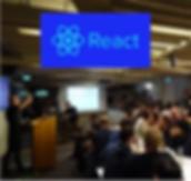 React.js development conferece presentation
