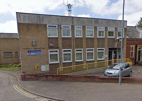 North Walsham Police Station